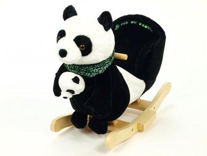 Houpací panda s maňáskem
