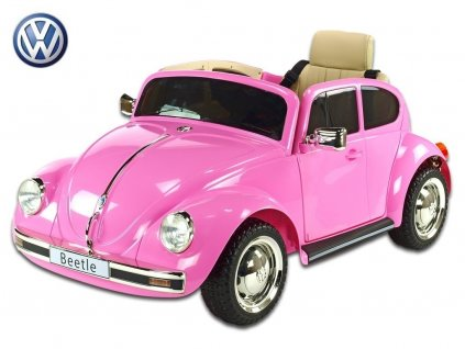 VW beetle růž 1 kopie