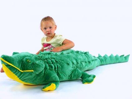 Krokodýl Soft 1