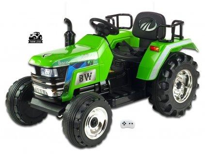 Traktor Big Farm zel 1 kopie