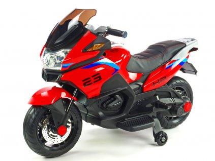 Moto Topspeed červená 1