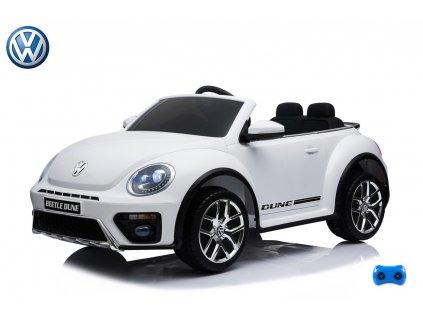 Volkswagen Beetle Dune cabrio s 2,4G, bílý
