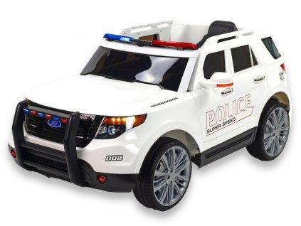 USA policie bílé 0