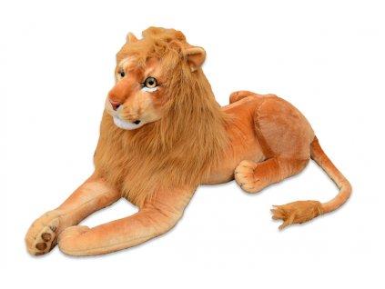 Lev ležící 0