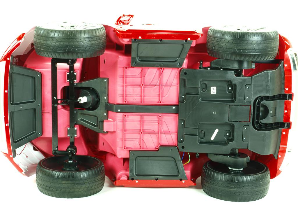 Elektrické SUV Volvo XC 90 s 2,4G DO, klíčky, EVA koly, pérováním, otvíracími dveřmi, čalouněnou sedačkou, bluetooth, FM, USB,