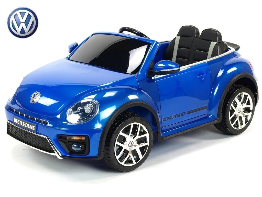 Volkswagen Beetle Dune cabrio s 2,4G, modrý