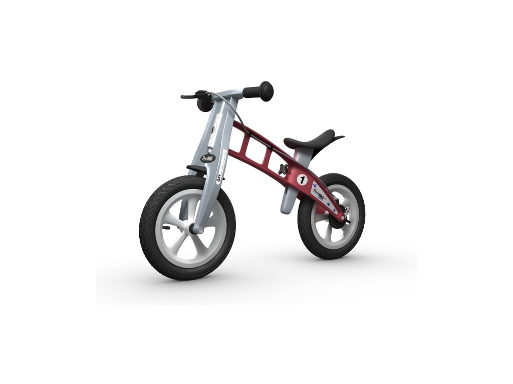 Street red FirstBike0040
