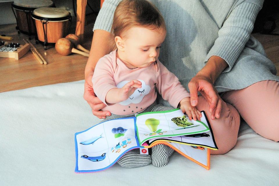 Oblasti rozvoje dítěte