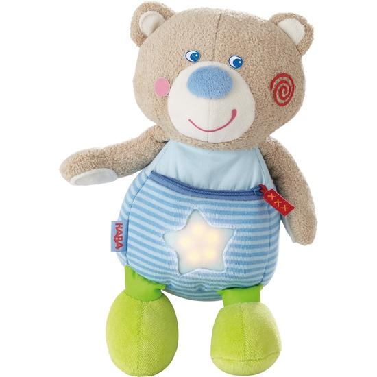 Textilní hračky pro miminka