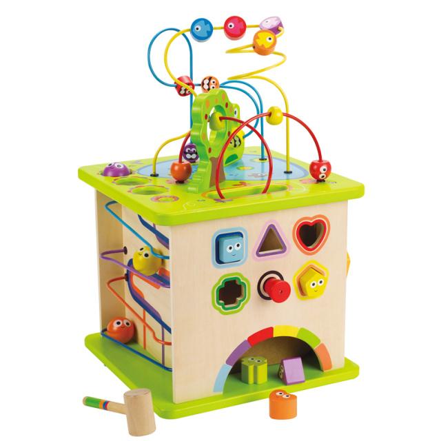 Hračky pro malé objevitele