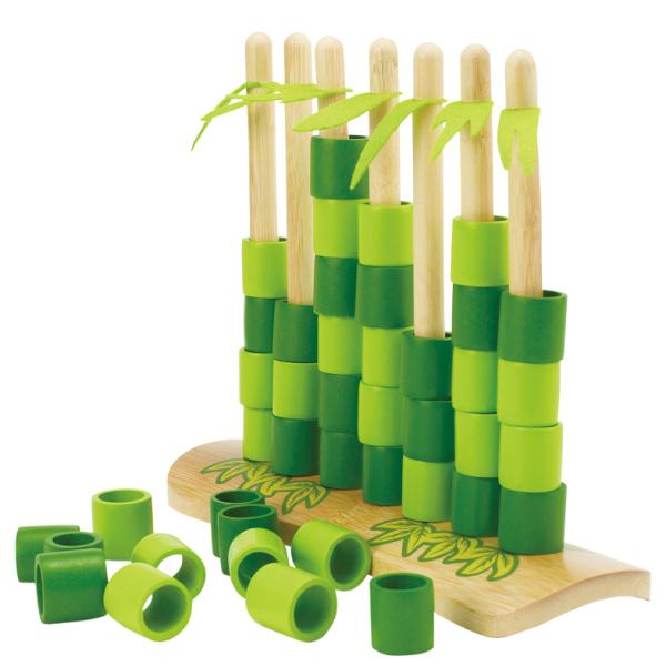 Bambusové stolní hry