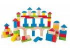 Dřevěné kostky pro děti