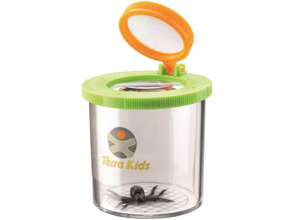 2375 haba terra kids nadobka na hmyz s lupou