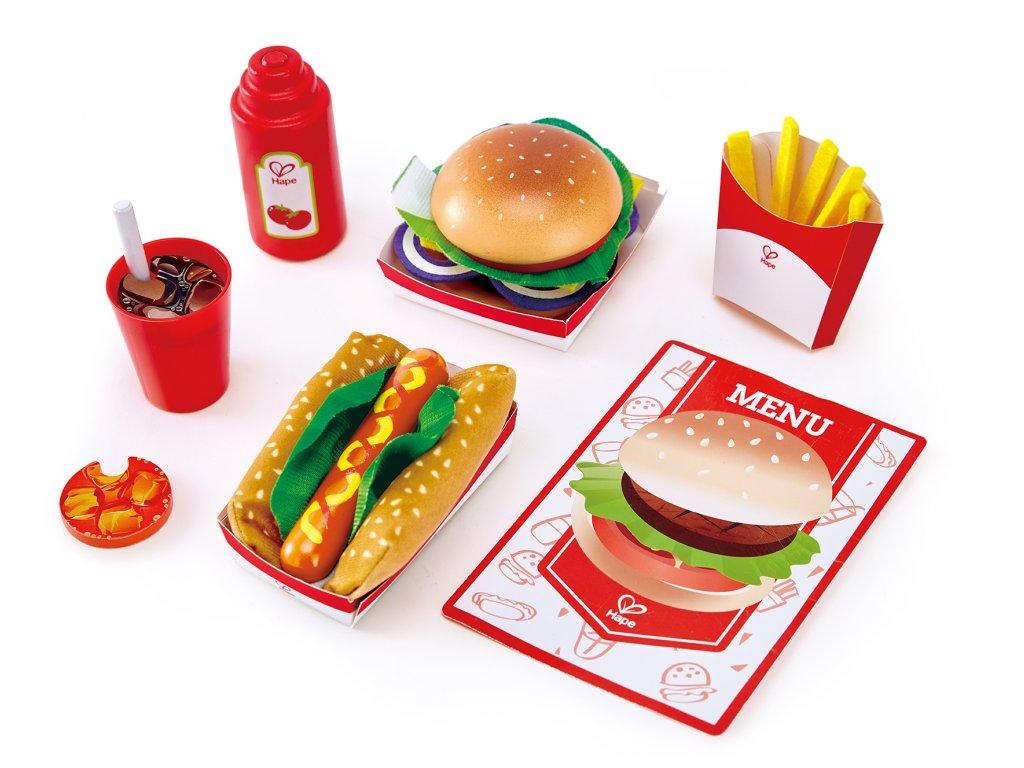 E3160 Fast Food Set