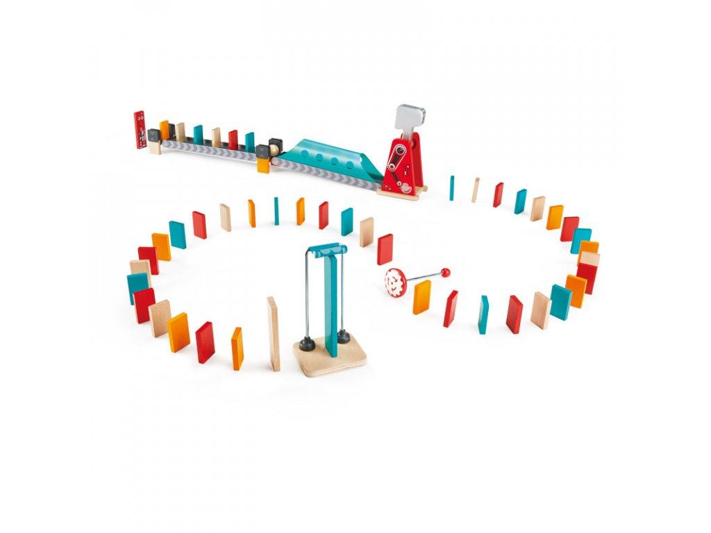 2690 hape drevene dynamicke domino