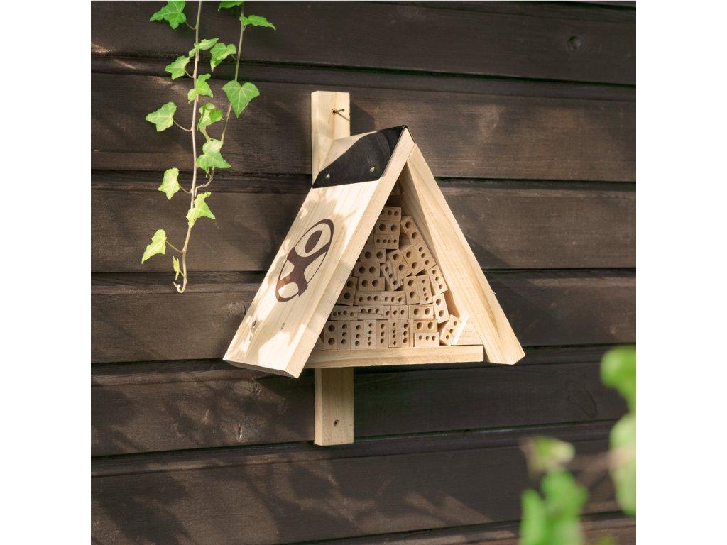 Haba Dřevěný hmyzí domeček - stavebnice