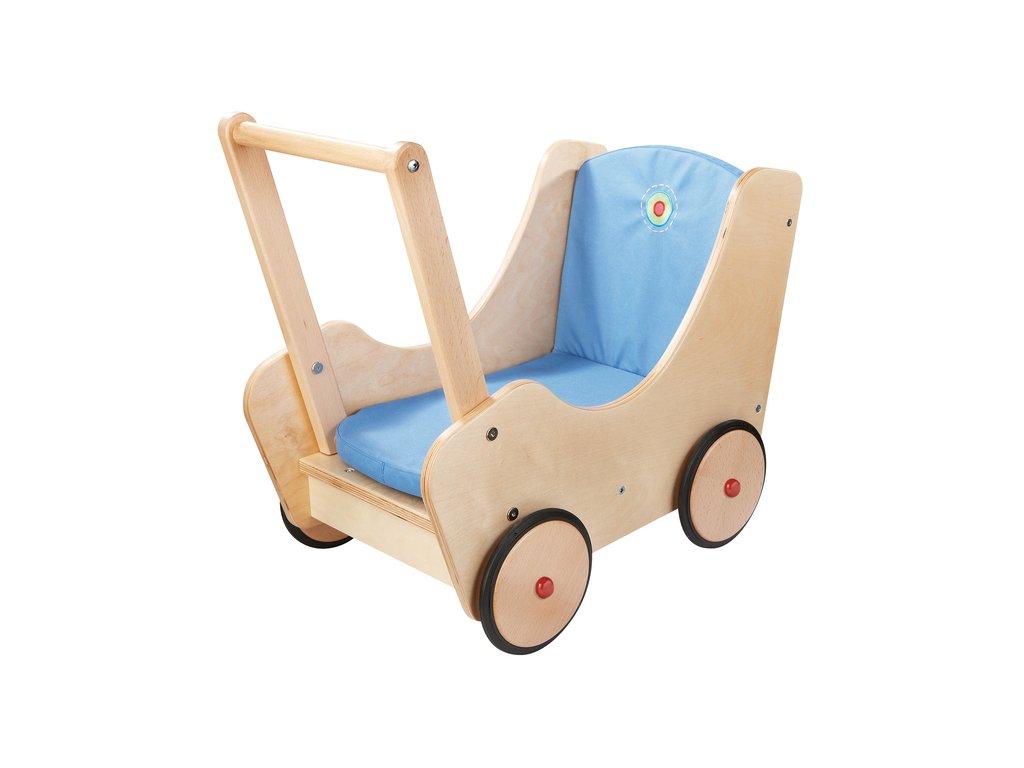5294 dreveny vozik