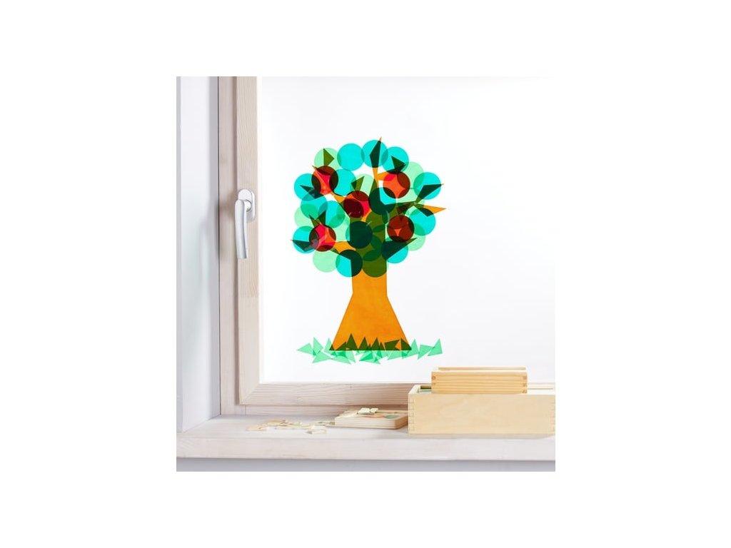 5315 frobel strom 4 rocni obdobi