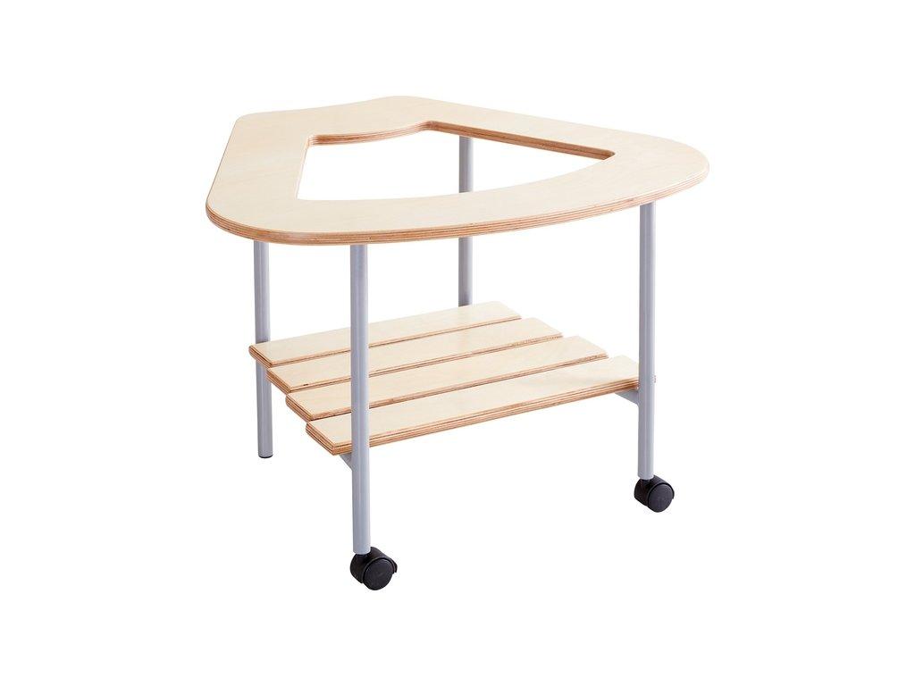 5579 stolek pro experimentovani