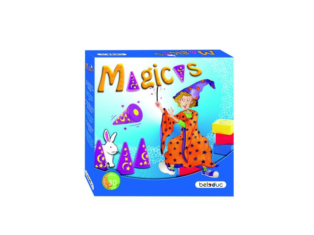 734 beleduc stolni hra magicus
