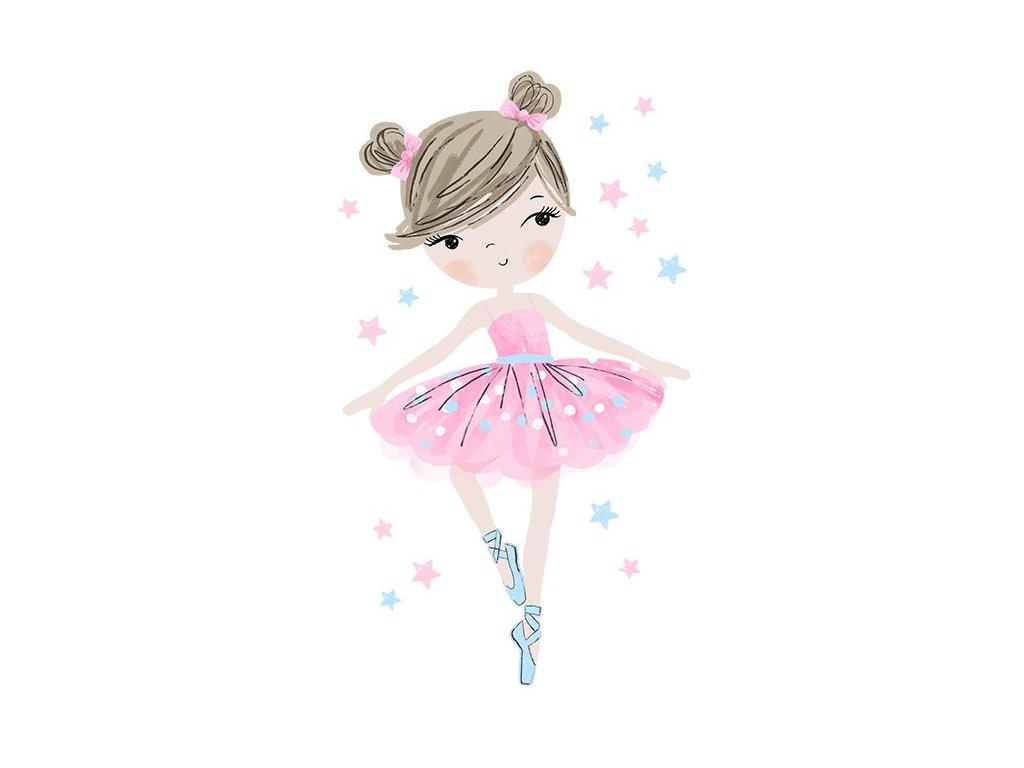 baletnica rozowa