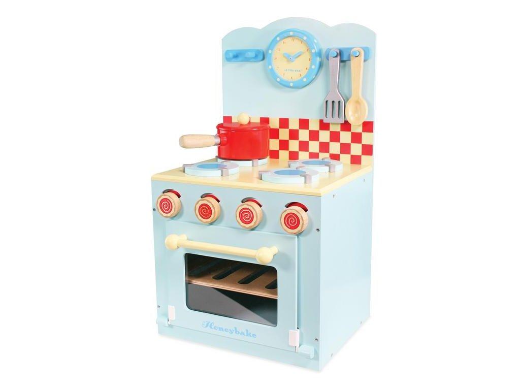 TV265 Honeybake Blue Oven Hob Cooker Kitchen