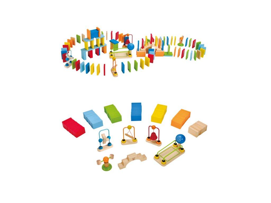 911 hape dynamicke domino