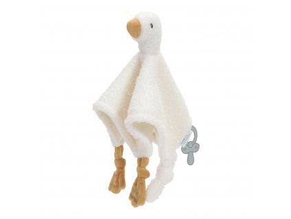 0012586 knuffeldoek little goose