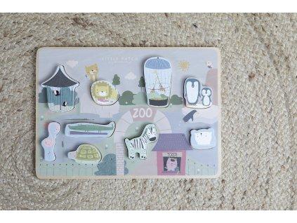 4444 puzzle zoo 2
