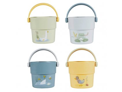 0013053 little dutch bath cups goose little goose little goose 0
