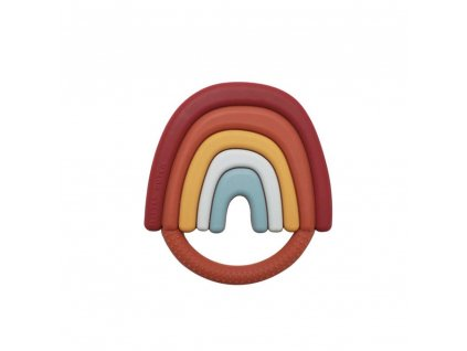 0012979 little dutch teething ring rainbow pure nature 1 1000