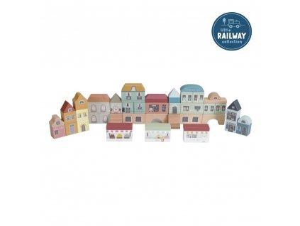 0010963 little dutch railway extension city building blocks pure 0 1000