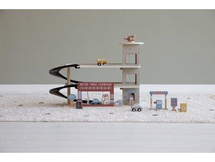 0010961 little dutch railway extension garage pure 0 1000