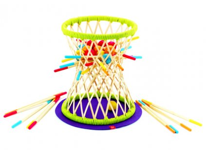 1136 hape bambusova hra pallina