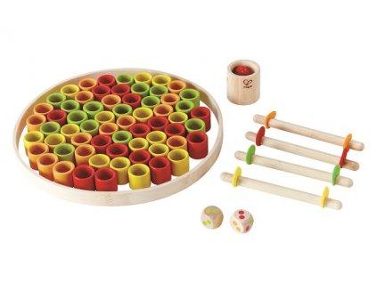 1370 hape bambusova hra krouzky