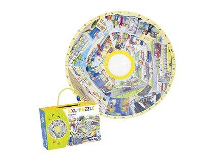 3068 beleduc xxl puzzle letiste