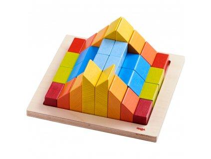 4049 haba drevena 3d mozaika