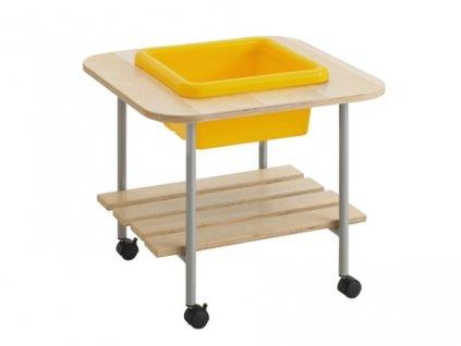 5531 stolek pro experimentovani
