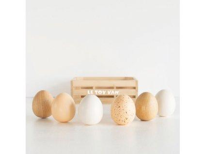 TV190 Farm Eggs Half Dozen