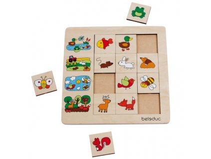 878 beleduc tridici puzzle kdo kde zije