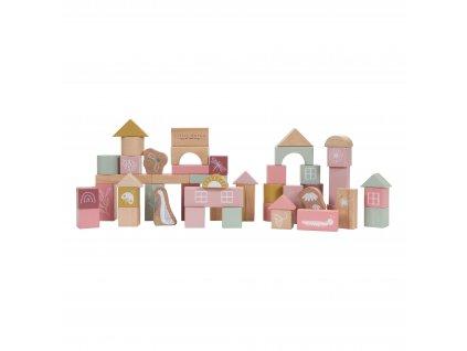 LD 7018 Building Blocks Pink 1