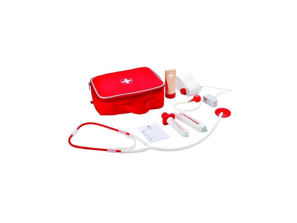 Hape Drevený kufrík pre doktora