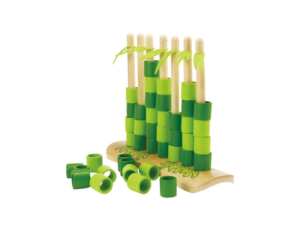 Hape Bambusová Hra Quattro