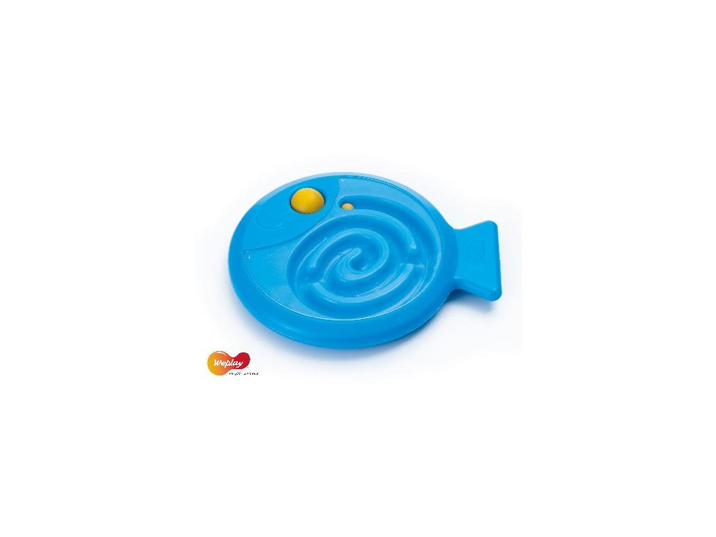 Weplay nevypočítateľné rybka modrá