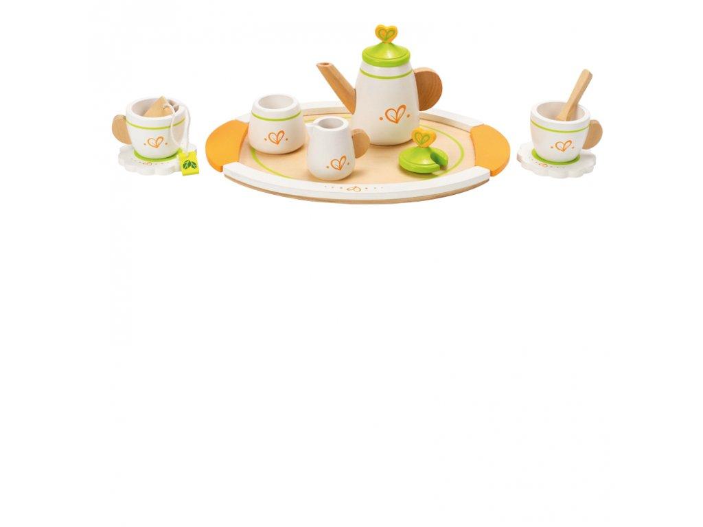 Hape Drevená čajová súprava
