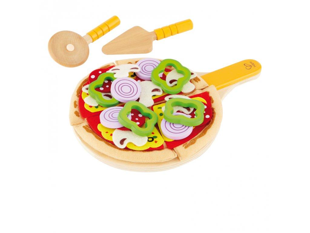 Hape Domáce pizza