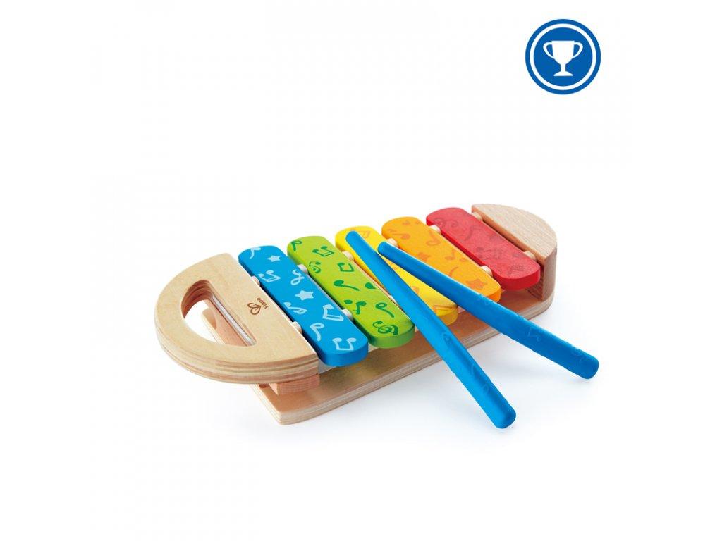 Hape drevený xylofón