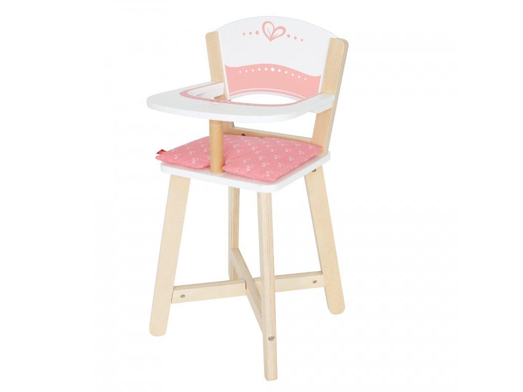 Hape Jedálenská stolička pre bábiky
