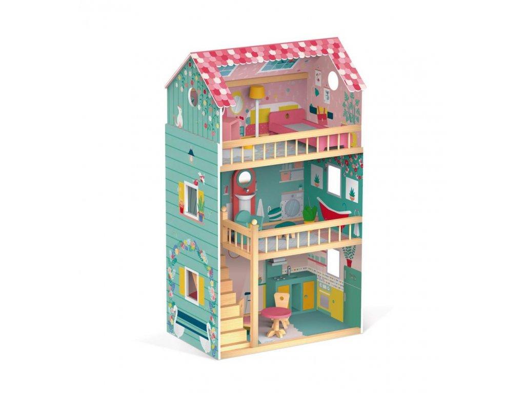 Janod Domček pre Barbie