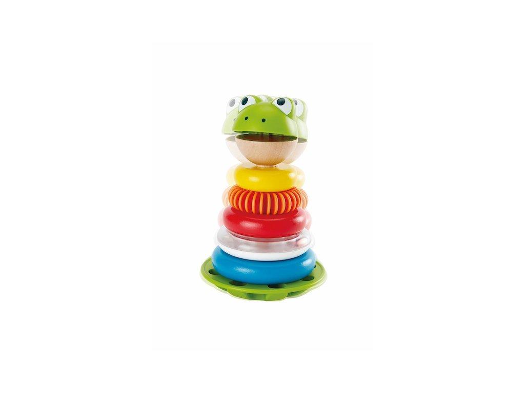 Nasadzovacie hračka - ŽABKA